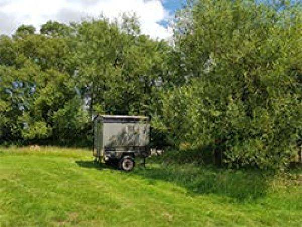 Compact British SAS Trailer