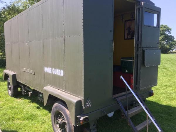 Home Guard trailer