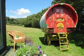 Goldfinch Gypsy Wagon