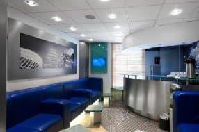 Futuristic rooms