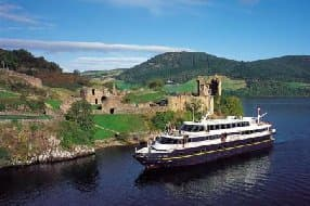 7-night cruise on the luxury MV Lord of the Glens