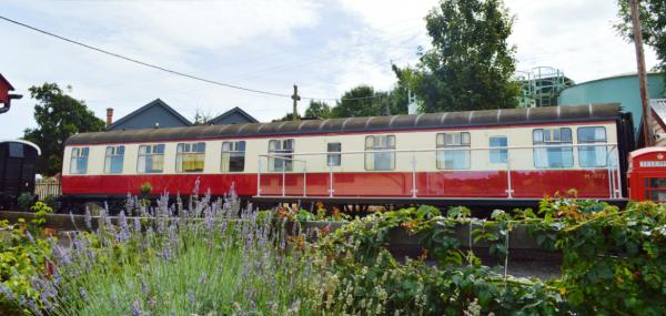 Railway Retreats