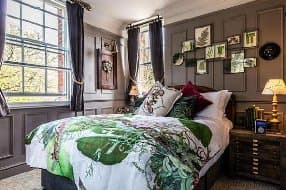 unique and quirky rooms
