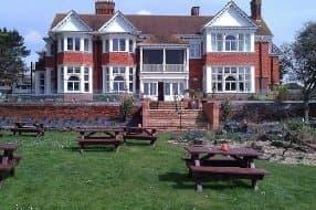 lymington beach house