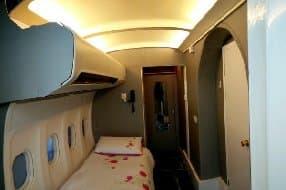 unique aircraft room