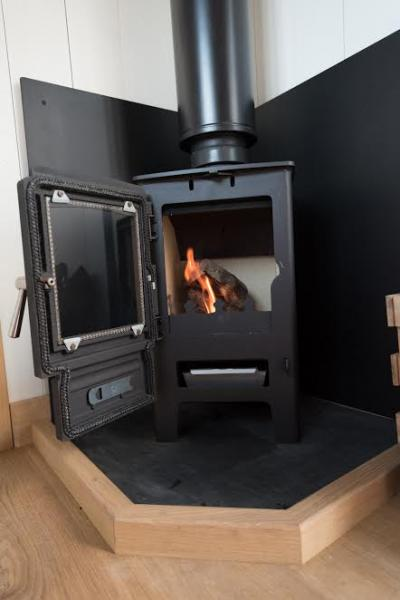 cosy woodburner