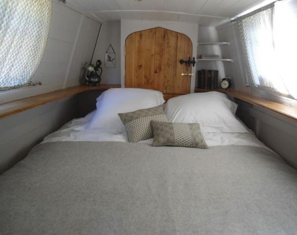 Velvet Morning bedroom