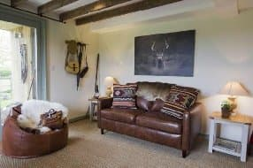 Country-chic interior