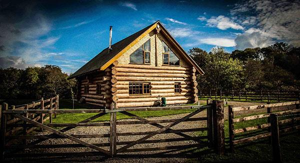 Otterstone Cabin for up to 6