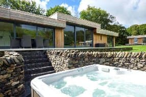 Beautiful Modern Cottages With Private HOT TUBS In The Lake District For Up To 6 Guests If This Is Unavailable Check TEWETS 2 Night Minimum Stay