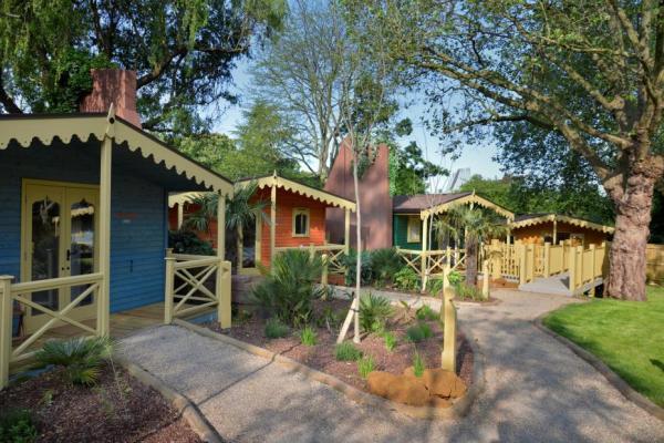 Gir Lion Lodge