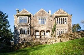 Oughtershaw hall