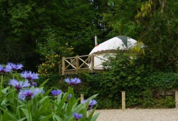 Moonbeam Yurt