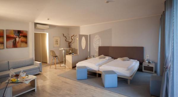 Hotel room at Olivi