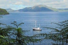 St Hilda Isle of Mull