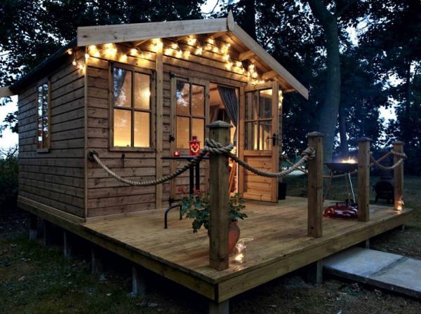 Dale Farm Cabins