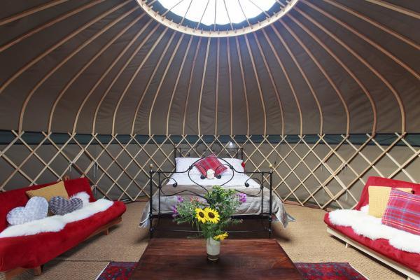 Campden Yurt
