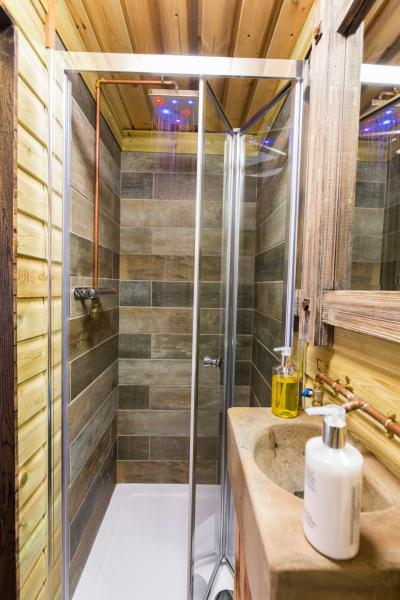 Modern washroom facilities