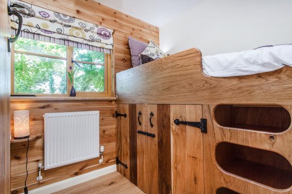 Hand Made Oak Beds In Bedroom 3