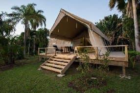 Ikurangi Tropical tent