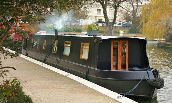 Jessie The Narrowboat