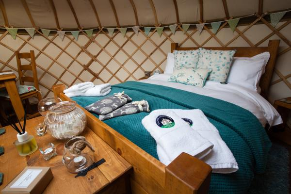 forget me not yurt