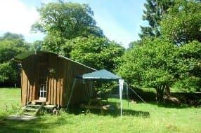 Dartmoor Shepherds Huts