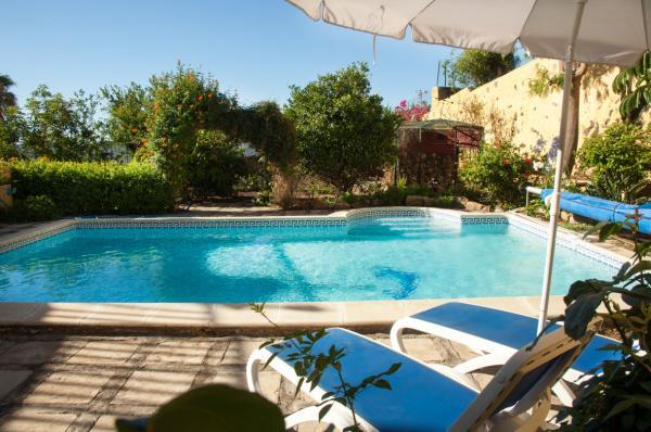 La Bodega by the pool