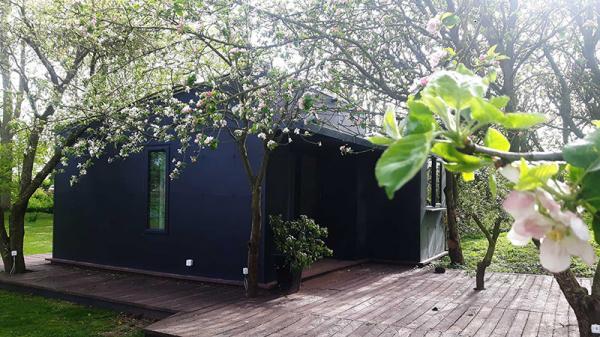 Luxury Waterside Lodge