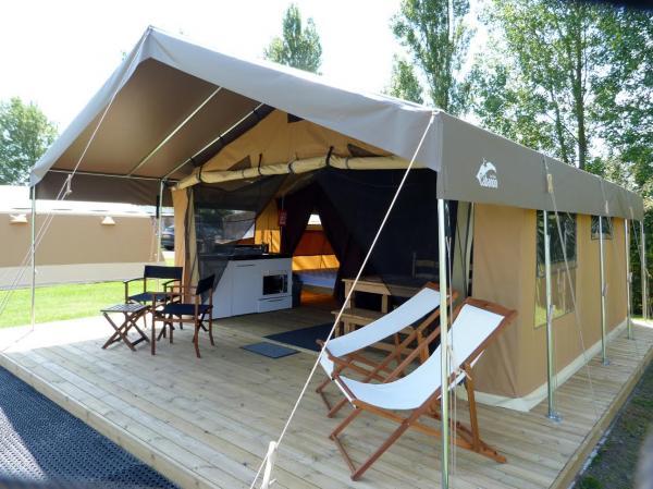 Premier Safari tent