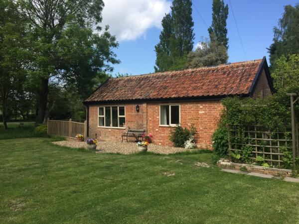 Willow Cottage garden