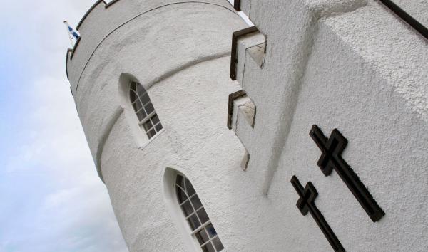 White Tower Turret