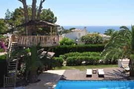 Seaview Treehouse Villa