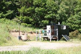 Gypsy Wagon setting