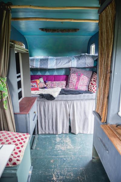 quirky interior