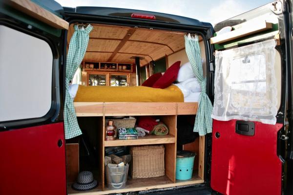 quirky vans
