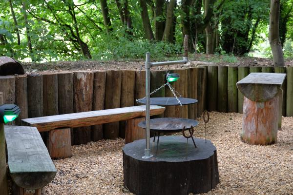 enjoy outdoor space