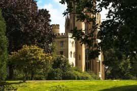Exteriors of Hadlow Tower