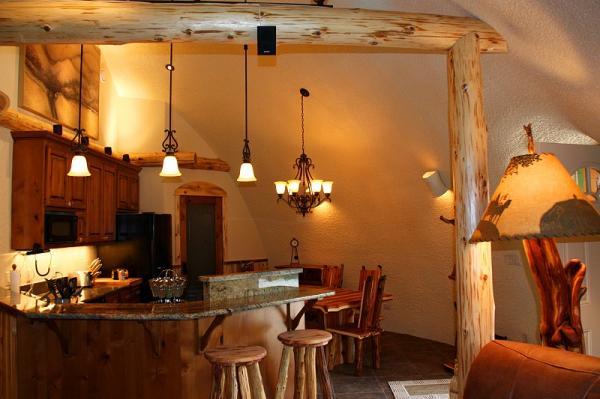 inside hobbit house