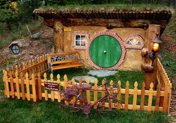 Bilbo Baggins Abode