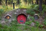 One of the many Hobbit Houses