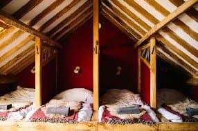 The Grain Loft beds