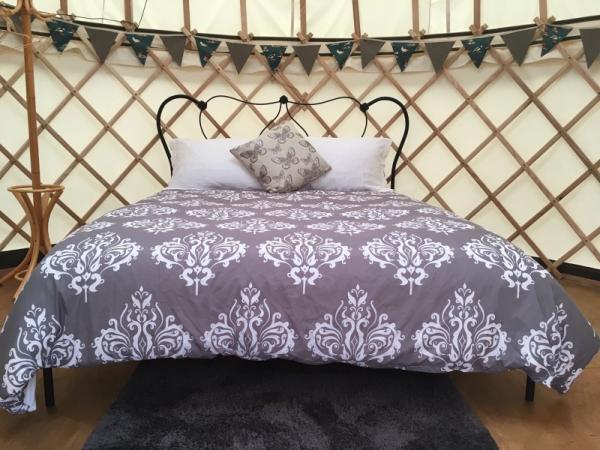 Yurt for 2