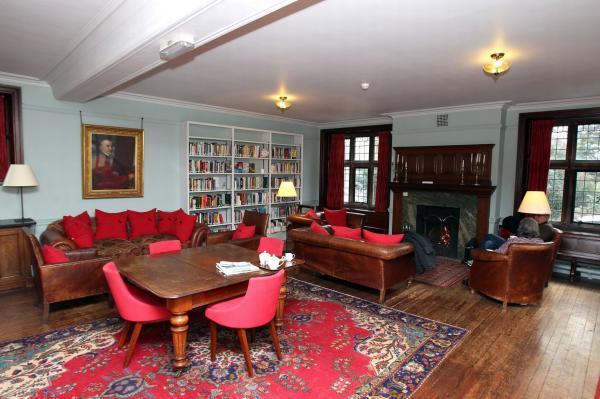 Gladstone reading room