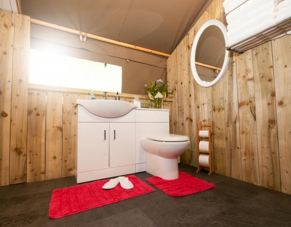 Teifi Safari Lodge with hot tub