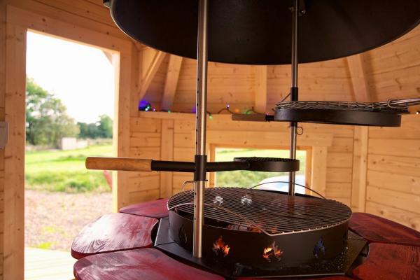 BBQ pod