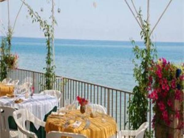terrace at art hotel