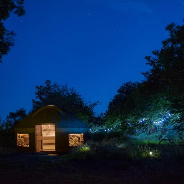 Escape To A Private Yurt With Exclusive Use Of Hot Tub The Ideal Romantic Hideaway Or Family Adventure In SW Wales NEWLY OPEN 28 March 18