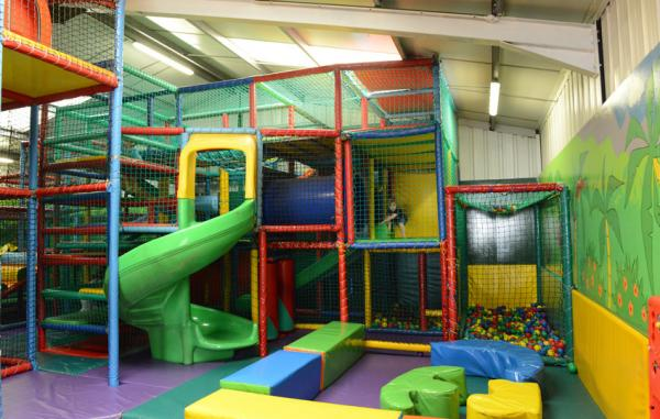 Adventure soft play