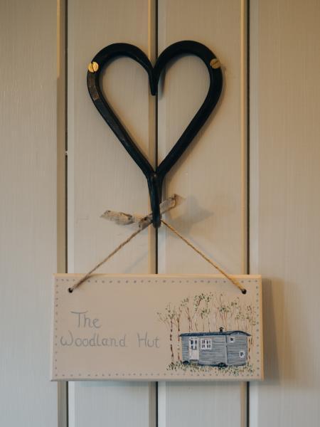 The Woodland Hut